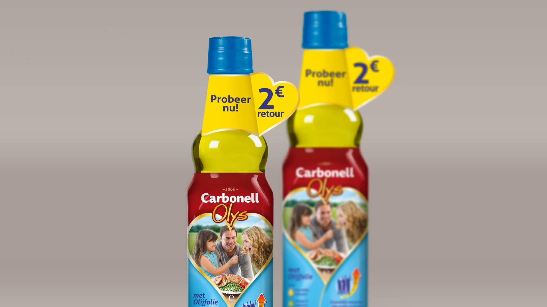 Carbonell Olys Flessen - Probeer nu